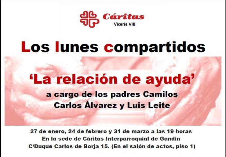 Cartel Lunes Compartidos 2014
