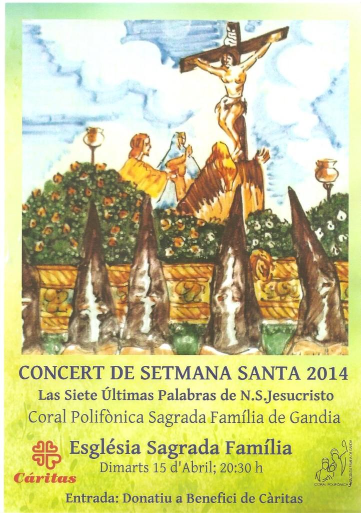Concert Sagrada Familia