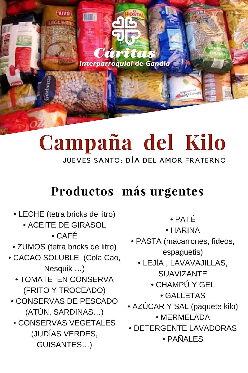 campañadel kilo