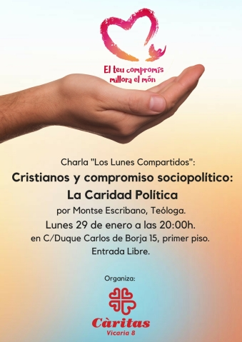 Cristianos y compromiso sociopolítico_ La Caridad Política