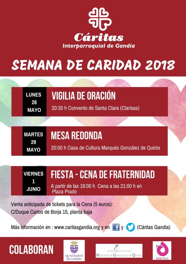 SEMANA DE CARIDAD 2018