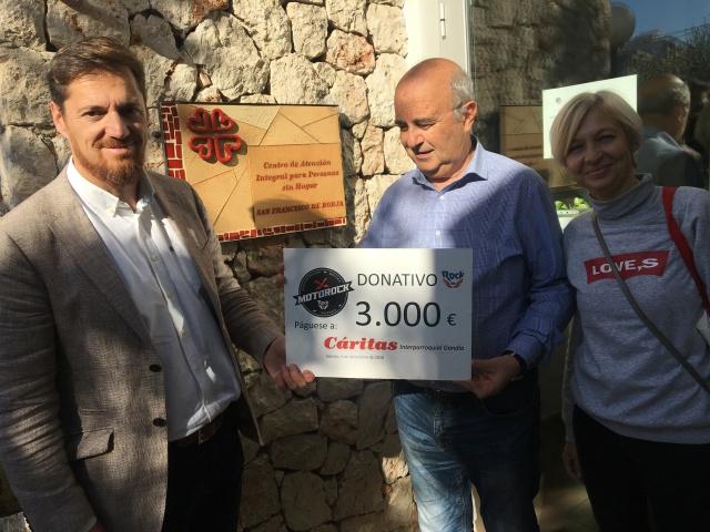 181210 DONATIVO ROCKFM 1