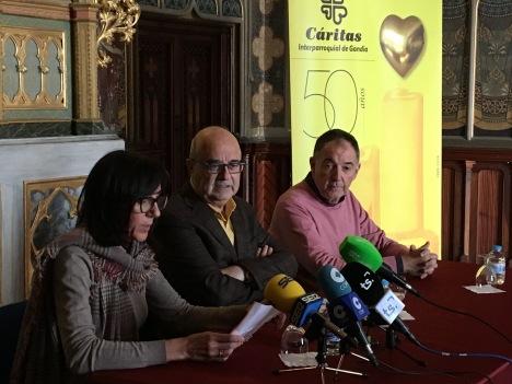 Eva Nieto, Eduardo Mahiques y Toni Durà